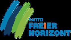 Retina Logo Partei Freier Horizon 250x140