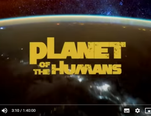 "Michael Moores ""Planet of the Humans"""